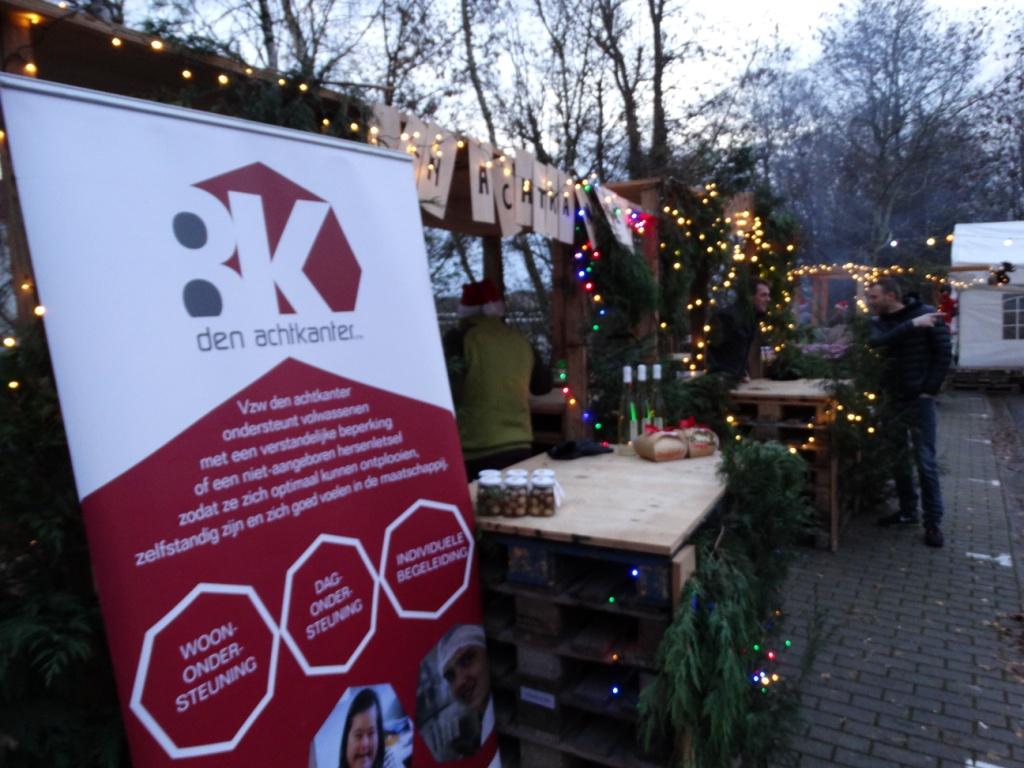 warmste week marché de Noël afterwork
