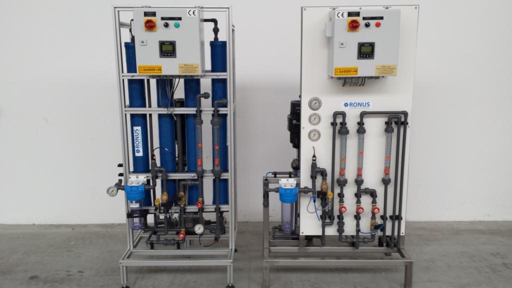 Nanofiltratie, PCA Water
