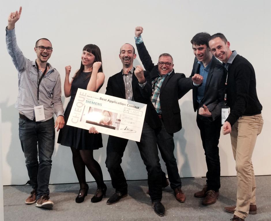 Siemens Award, PCA
