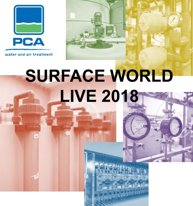Surface World Live PCA