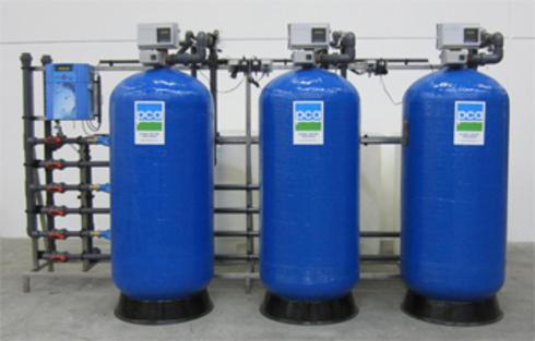 Water softener, PCA Water