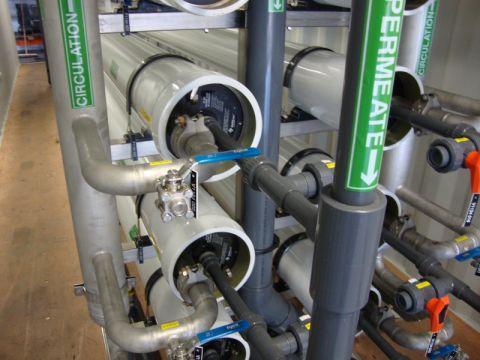 Omgekeerde osmose, PCA Water