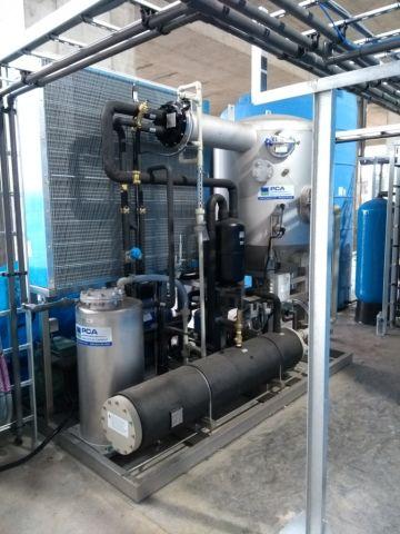 Évaporateur, PCA Water