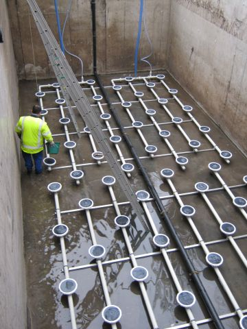 Sequencing Batch Reactor, PCA Water