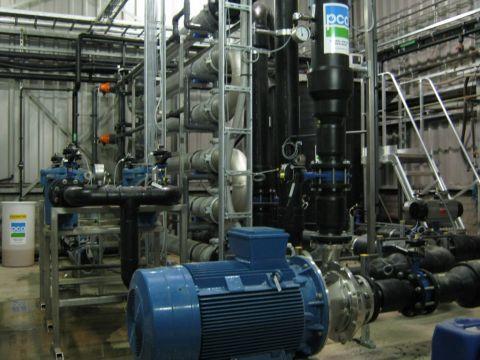 Membraanbioreactor, PCA Water