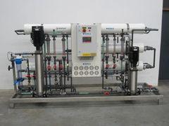 Reverse osmosis, PCA Water