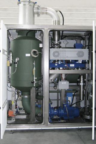 Evaporator, PCA Water