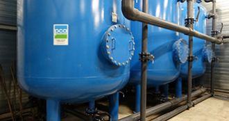 Surface water treatment, PCA Water