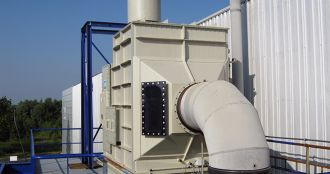 Scrubber water treatment, PCA