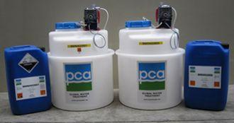 Dosing installations, PCA