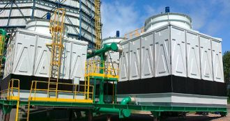 Cooling water treatment, PCA