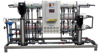 Reverse osmosis water treatment, PCA