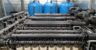 Filtration systems, PCA Water