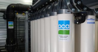 Membrane technologies, ultrafiltration, PCA