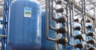 Cation-Anion ion exchanger, PCA Water