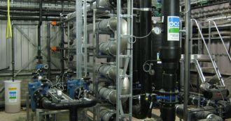 Membrane bioreactor, PCA Water