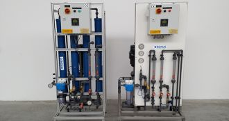 Nanofiltration, PCA Water