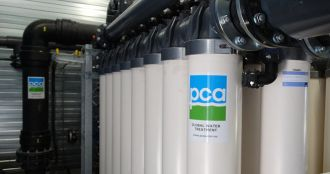 Ultrafiltration, PCA Water
