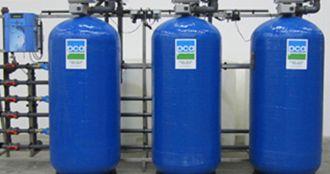 Water softener, PCA Water