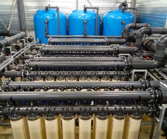 process water treatment Citrique