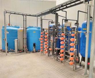 Zero discharge of waste water at Corradi, PCA