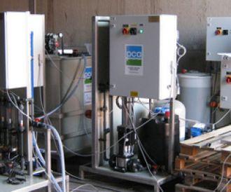 plc waterbehandeling
